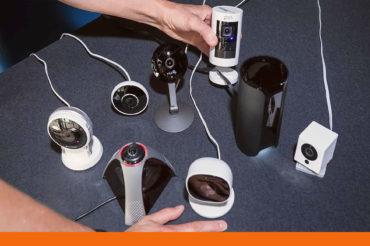 Scanning premises for bugs and hidden cameras
